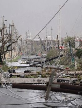 Hurricane Maria leaves Puerto Rico In Devastation, at least 15 dead.