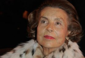 World`s Richest Woman Liliane Bettencourt, heiress of French cosmetics company L'Oreal Dies at 94