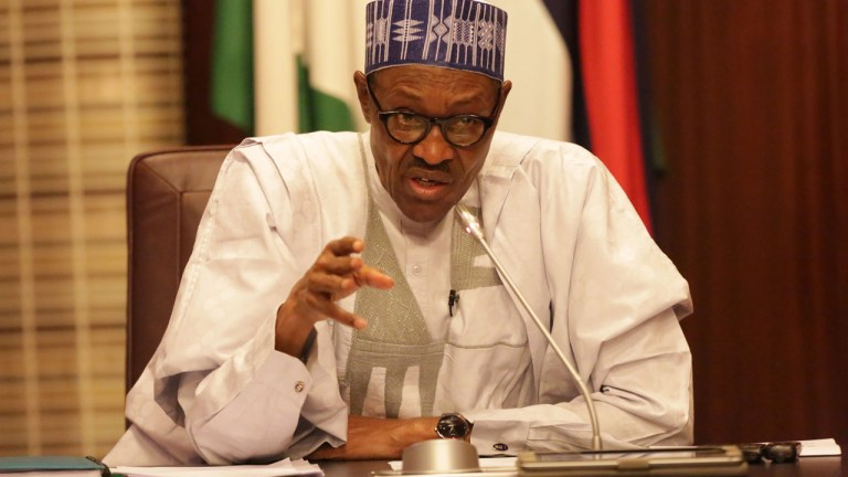 President Buhari Talks Tough, Accusing previous administration for Nigeria`s Economic Woes.